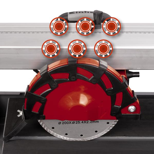 Плиткорез электрический Einhell TE-TC 620 U
