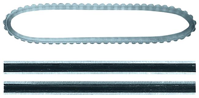 Ножи для рубанка 82 мм + ремень (4PJ204), Einhell