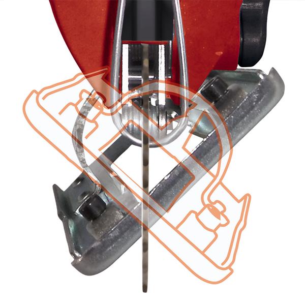 Лобзик электрический Einhell TC-JS 80