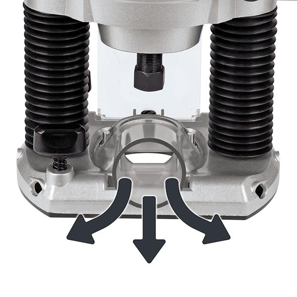 Вертикальный фрезер Einhell TC-RO 1155 E