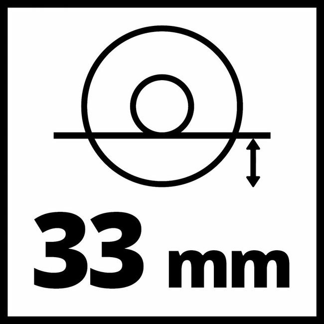 Болгарка Einhell TC-AG 125/850