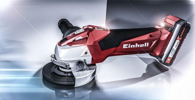 Болгарка Einhell TE-AG 18/115 Li - Solo