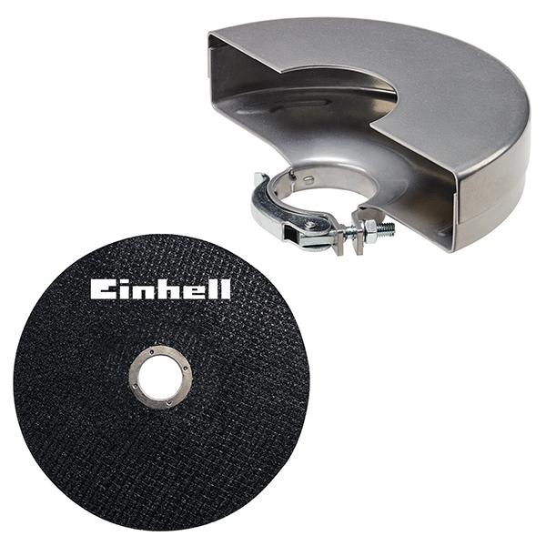 Болгарка аккумуляторная Einhell TE-AG 18/150 Li BL-Solo