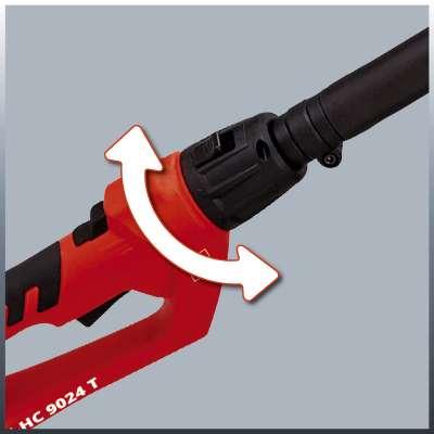 Высоторез-кусторез электрический Einhell GC-HC 9024 T