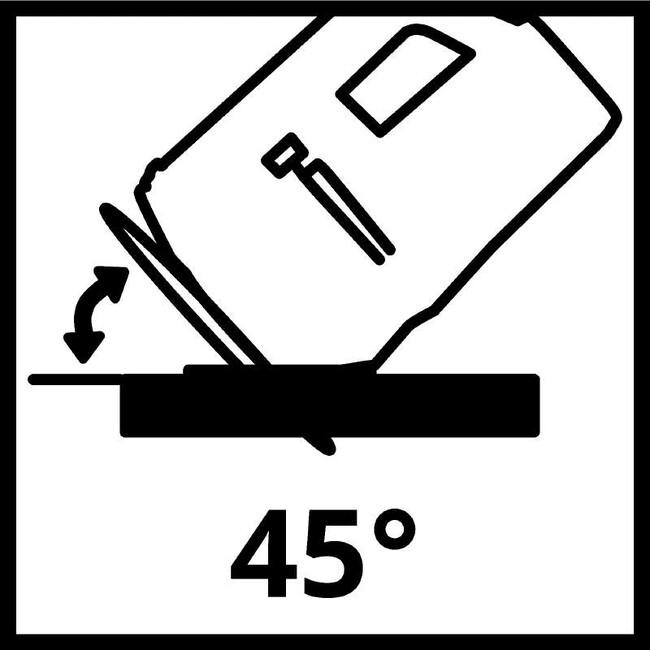 Направляющая шина для пилы Einhell TE-PS 165