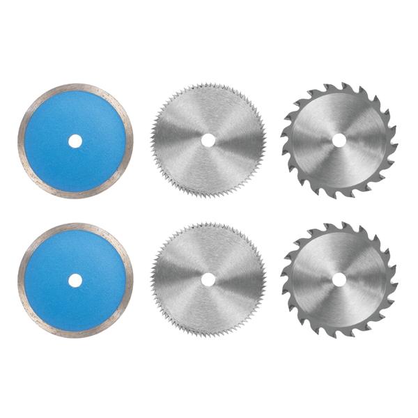 Комплект пильных дисков 85x10x1.6 мм, 6 шт, Einhell