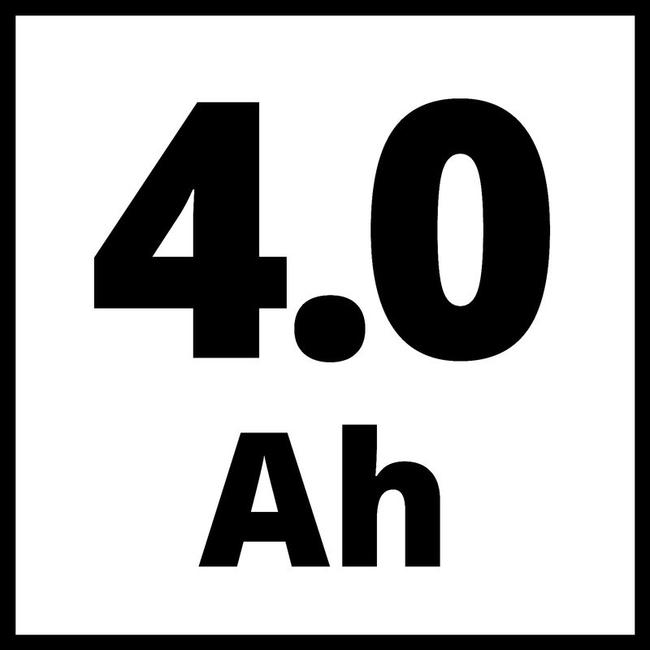 Аккумулятор Einhell Plus 18V, 4.0 Ач, Li-Ion