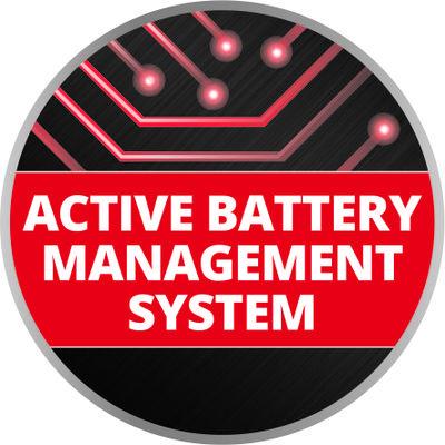 Зарядное устройство + аккумулятор 1x2.0 Ah, Einhel 18V, Li-Ion
