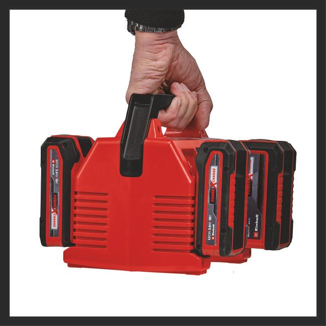 Зарядное устройство для аккумулятора Einhell Power-X-Quattrocharger 4A