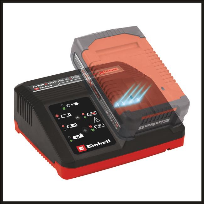 Зарядное устройство для аккумулятора Einhell Power X-Fastcharger 4A