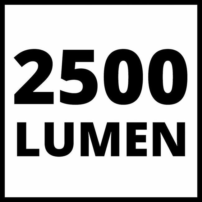 Фонарь Einhell TE-CL 18/2500 LiAC-Solo