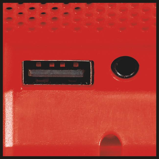 Колонка Einhell TC-SR 18 Li BT - Solo