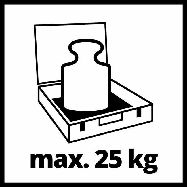 Кейс для инструмента, 444x329.8x131 мм, Einhell E-Case S-C