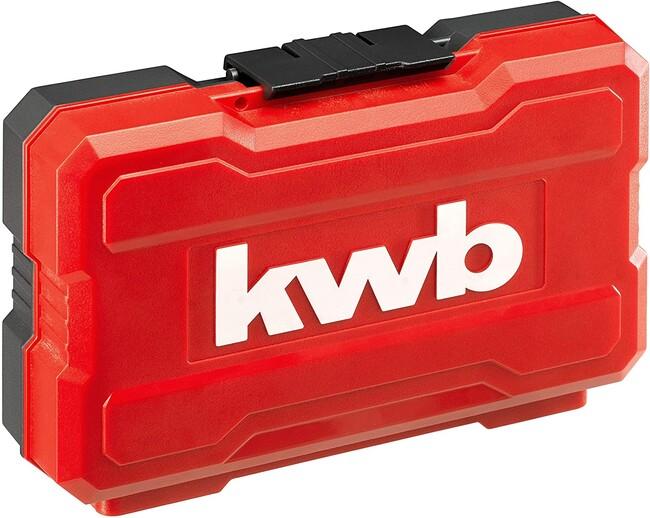 Набор сверл и бит, 24 шт, KWB