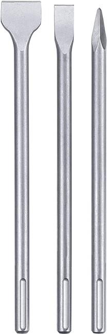 Комплект зубил, SDS-Max, 3 шт, KWB