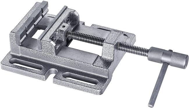 Тиски для сверлильного станка 80 мм, KWB